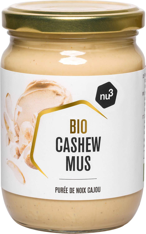 Bio Cashewmus mit viel Protein für Sportler